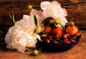 cherries-and-peonies