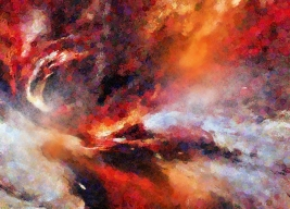 Genesis - Abstract Expressionism Art with beautiful colors and a sense of movement. Mixed Media Painting in warm and vivid tones of Autumn Buy Art Prints by Georgiana Romanovna Mixed Media Artist. Mixed Media Digital, Traditional and Photographic Art Encompassing Design, Original Paintings, and Vector Artwork. Art Which Is Colorful And Bold, Sedate Or Classic. Contemporary Landscapes, Abstracts, Flowers, Portraits, Vintage Reproductions, Fractals, Still Life, Impressionistic Paintings and much more. Art for All your Decor and Decorative needs. Watermarks will not be printed on your print purchases. If you like my Art Gallery or a Particular Artwork, please push the Pinterest, FB, Google+ Twitter or SU Buttons. Thank you. All artwork in this gallery is the original artwork of Georgiana Designs. All Rights Reserved. It is copyright to Georgiana Romanovna and is protected by US and International Copyright laws.
