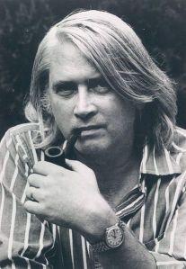 Photograph of John Gardner